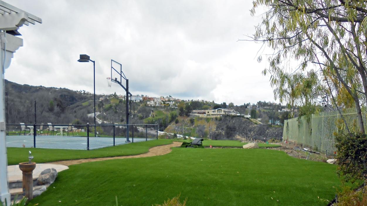 Artificial Grass Installation in El Cajon, California
