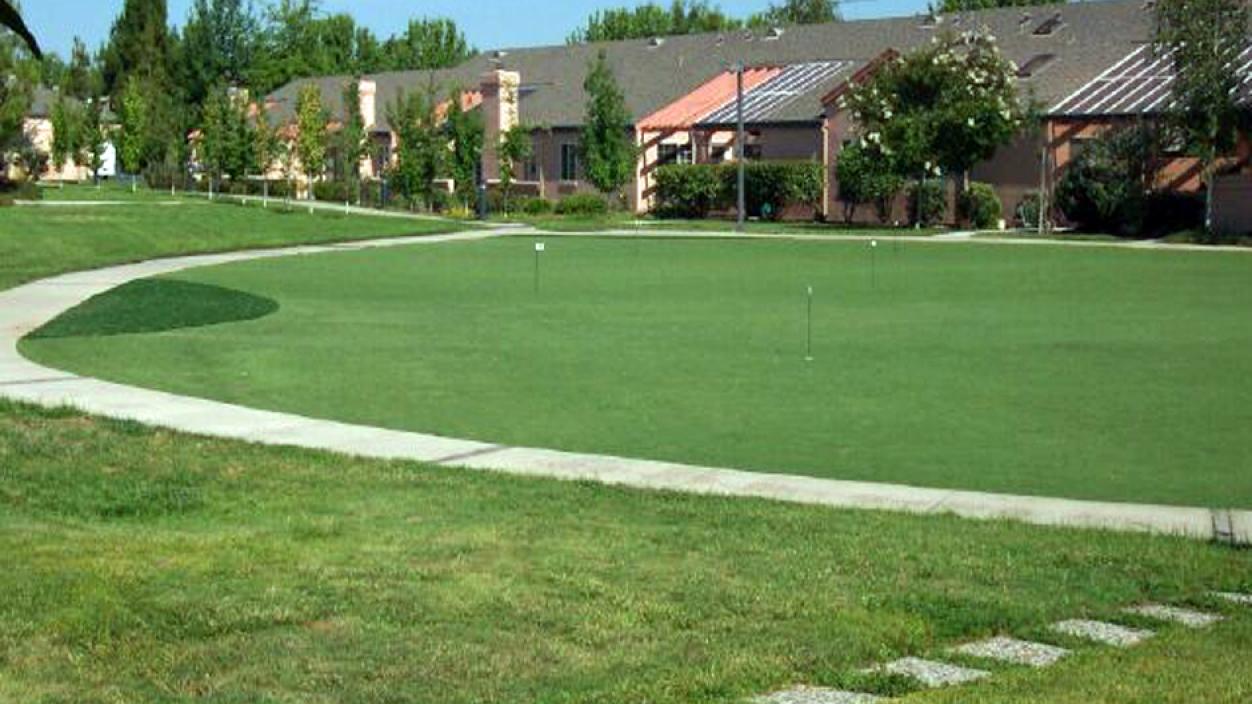 Artificial Grass Installation in Costa Mesa, California