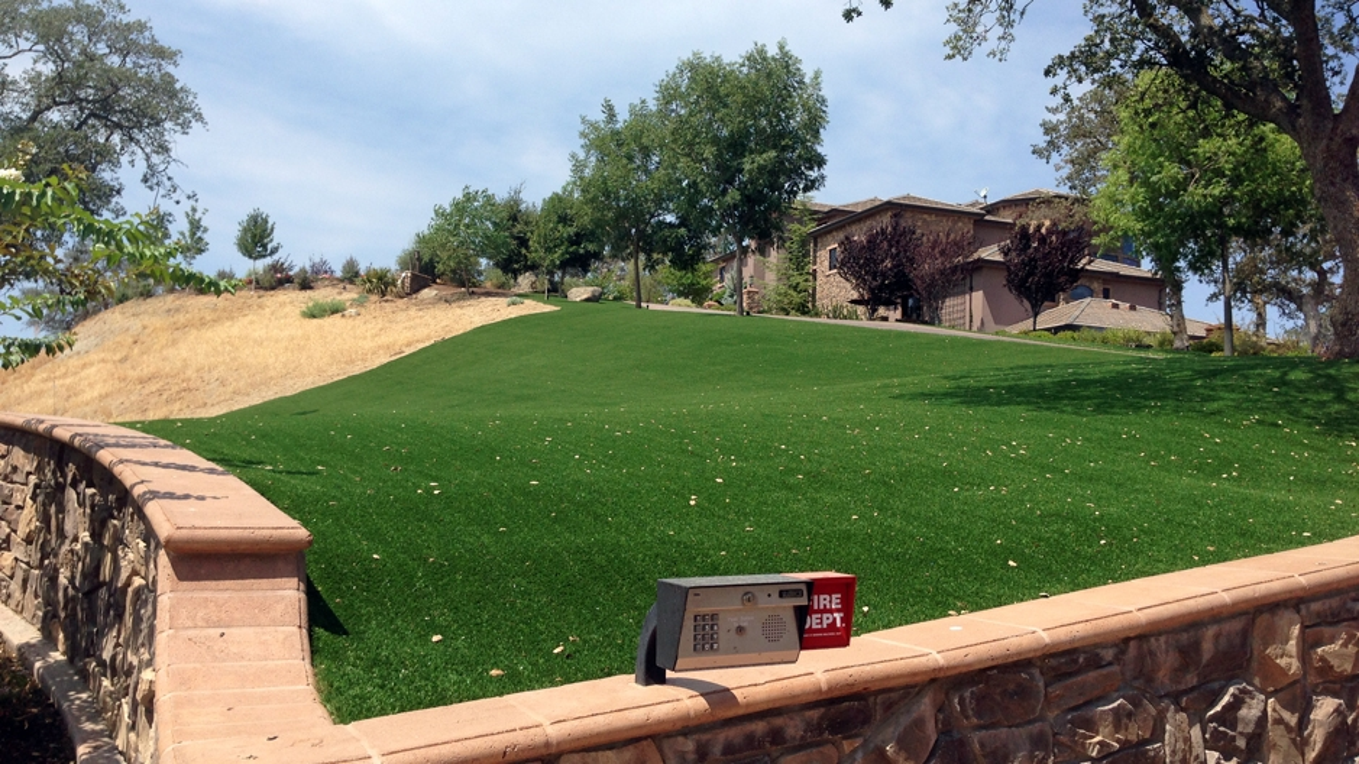 Artificial Grass Installation in Carmel Valley, California