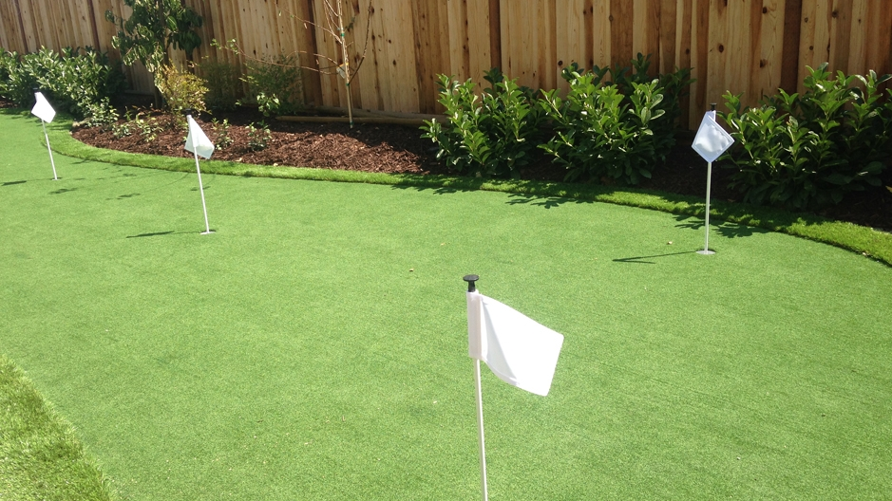 Artificial Grass Installation in Santa Paula, California