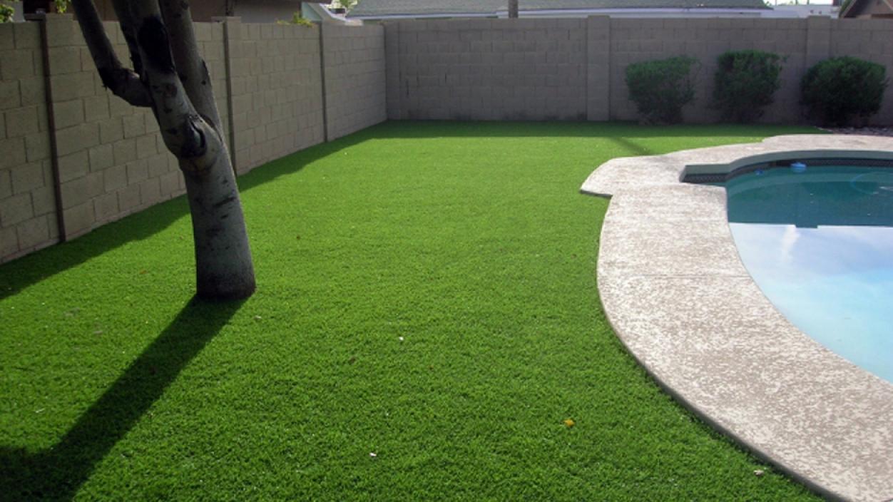 Artificial Grass Installation in Sierra Vista, Arizona