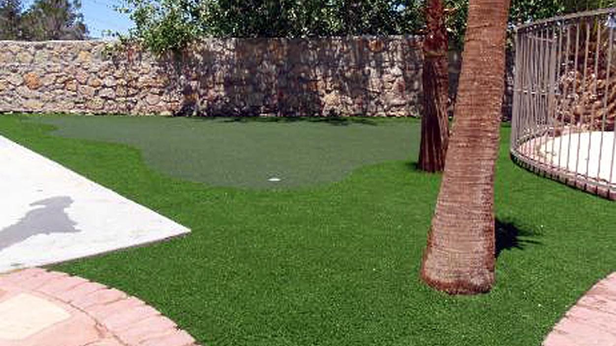 Artificial Grass Installation in McKinney, Texas