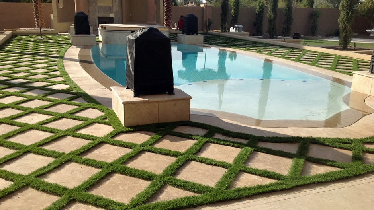 Artificial Grass Installation in Maricopa, Arizona