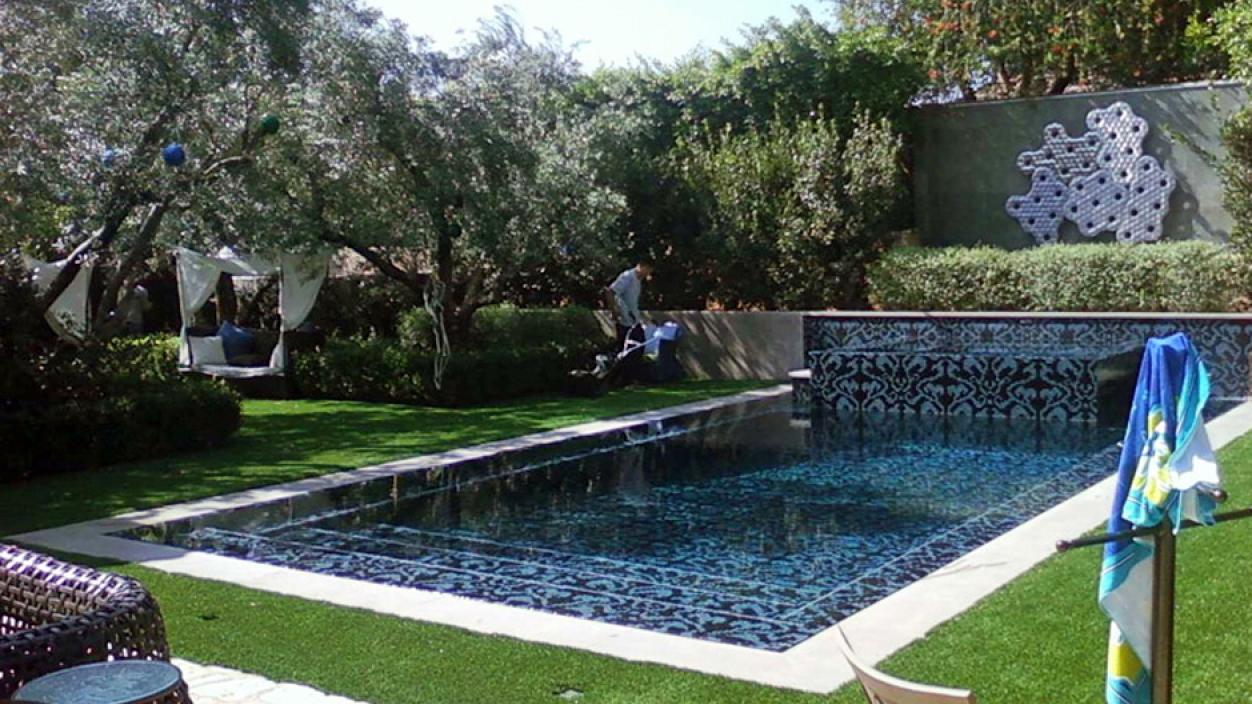Artificial Grass Installation in Chico, California