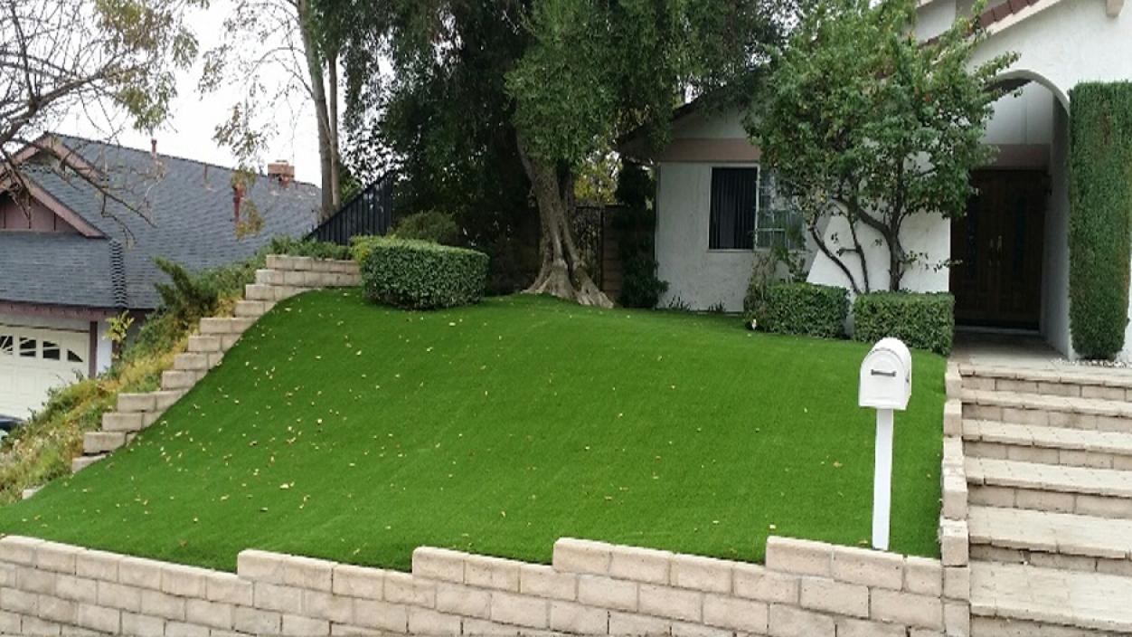 Artificial Grass Installation in Richmond, California