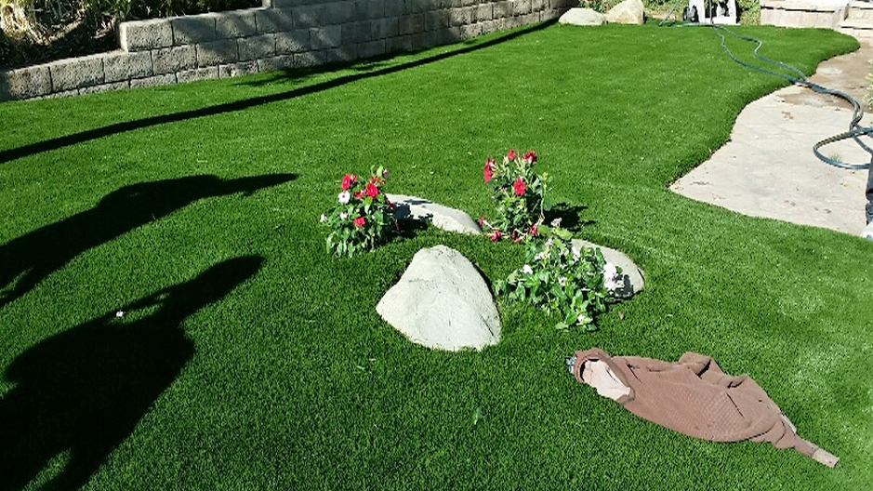 Artificial Grass Installation in Temecula, California