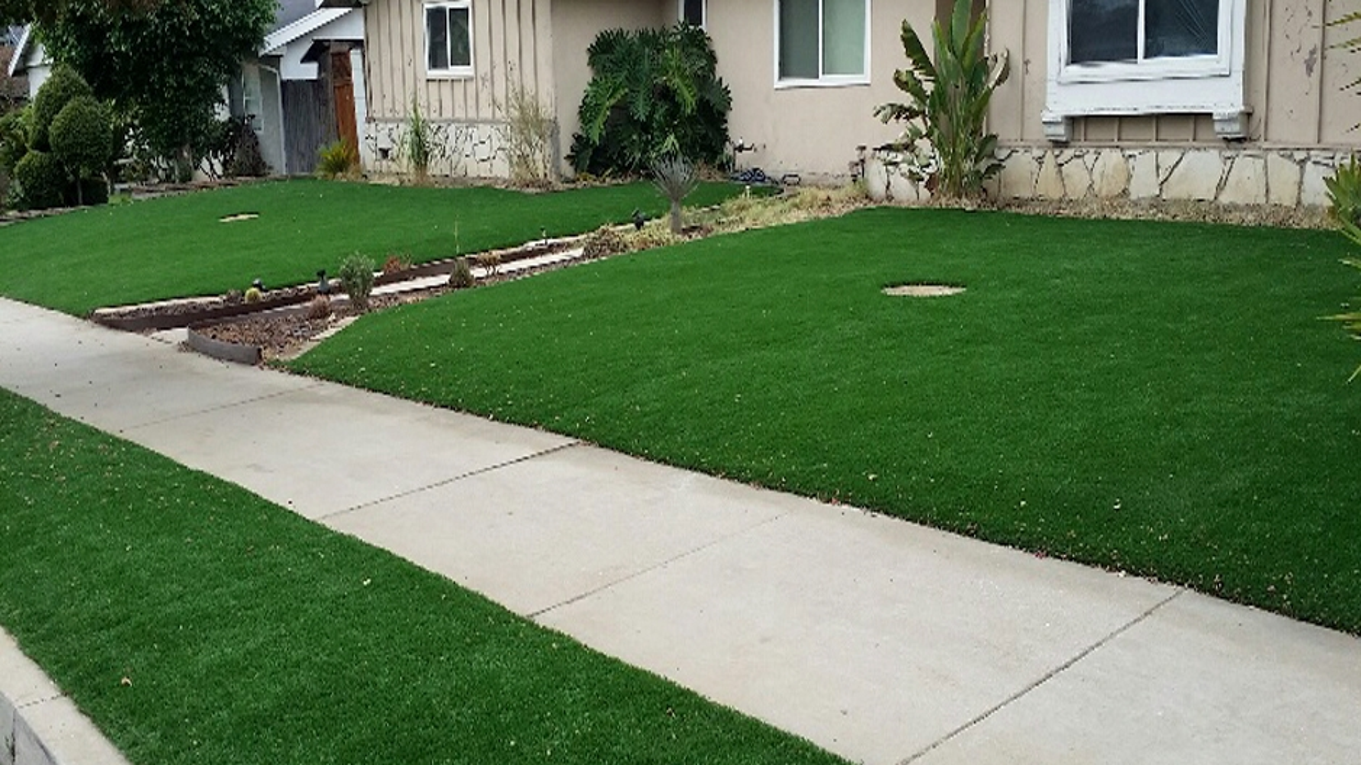 Artificial Grass Installation in Sparks, Nevada