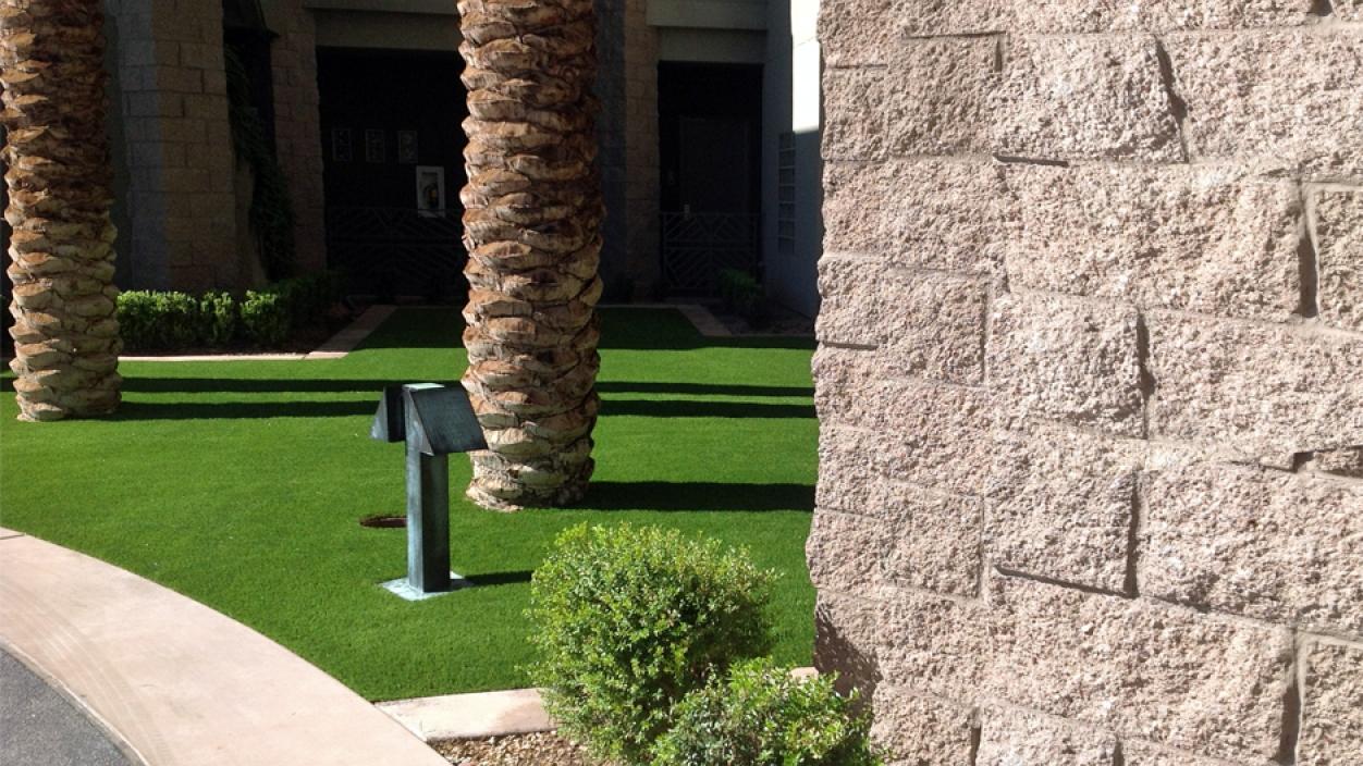 Artificial Grass Installation in Bullhead City, Arizona