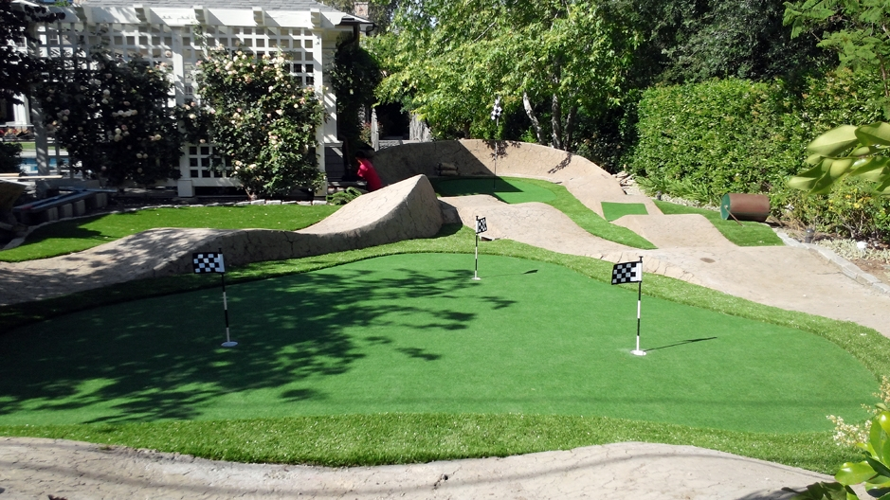Artificial Grass Installation in Carrollton, Texas