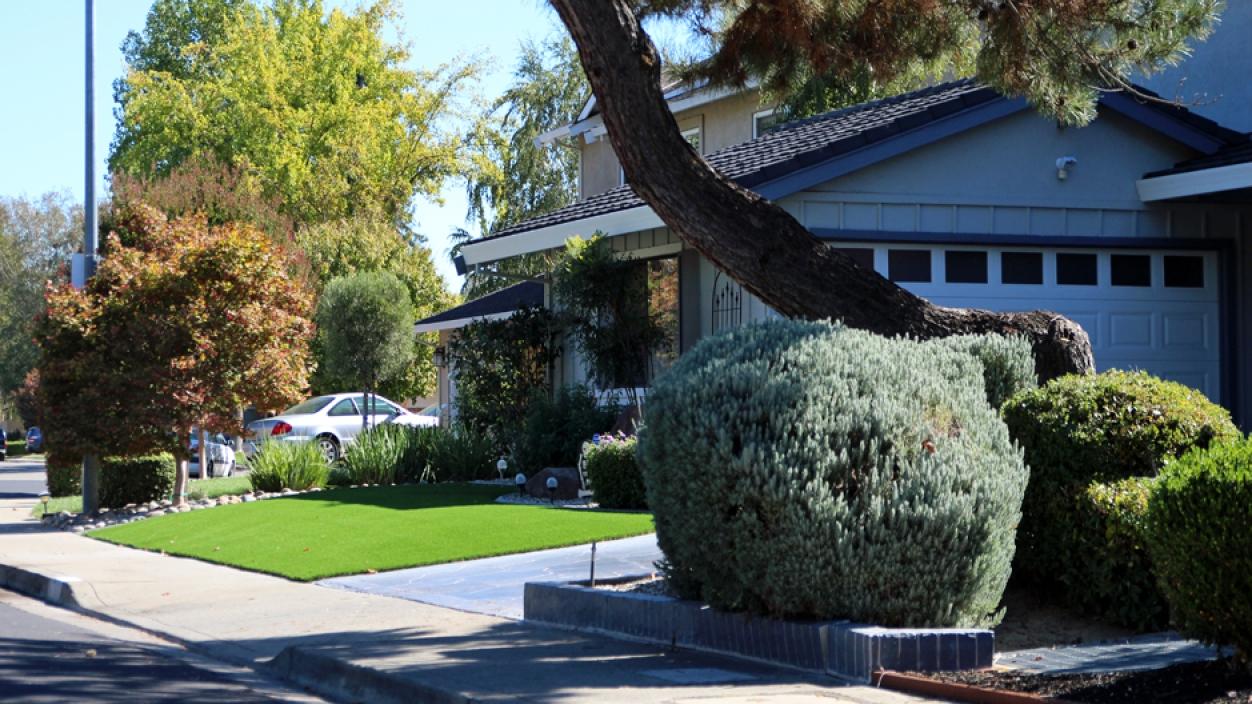 Artificial Grass Installation in Hemet, California