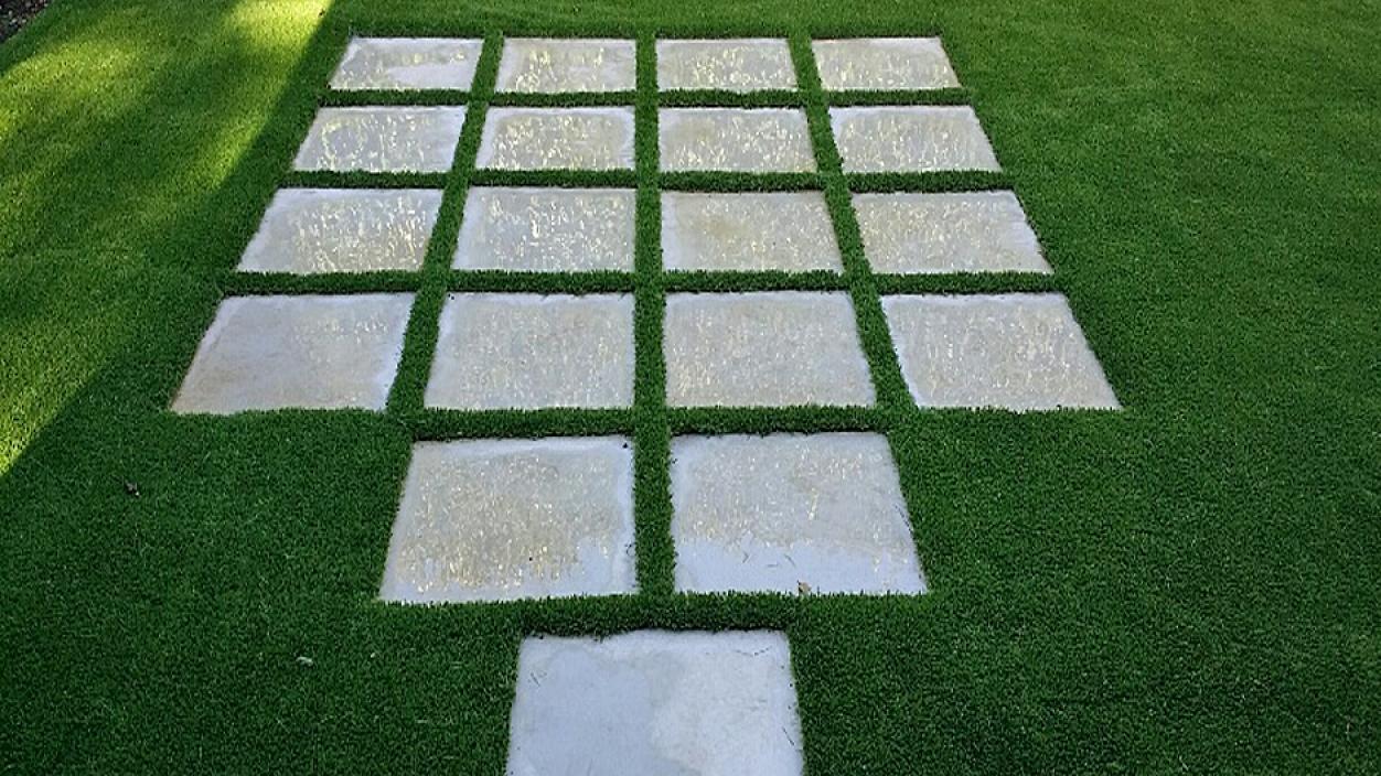Artificial Grass Installation In Gainesville, Florida