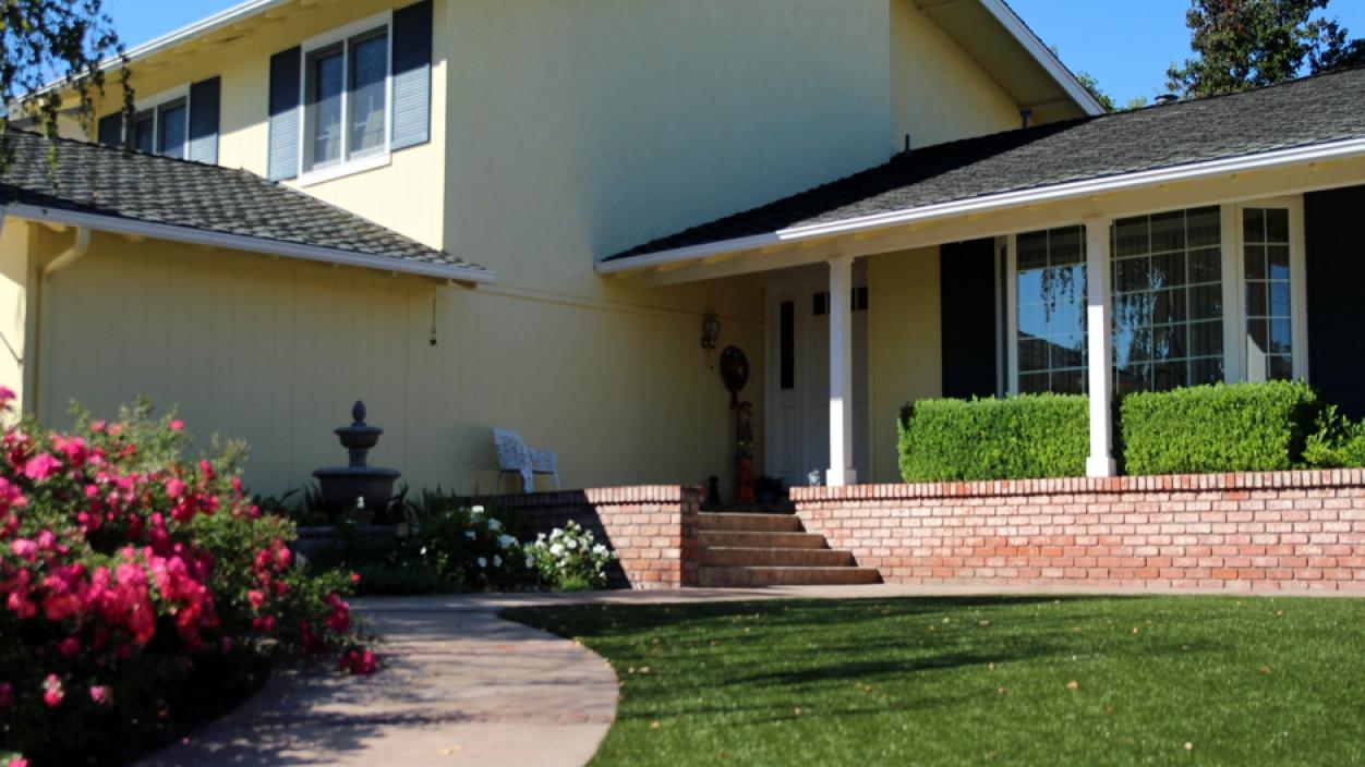 Artificial Grass Installation In Whittier, California