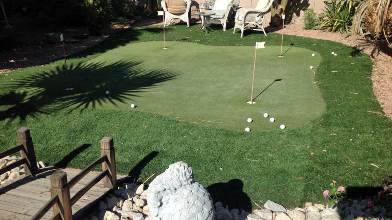 Artificial Grass Installation In Apache Junction, Arizona