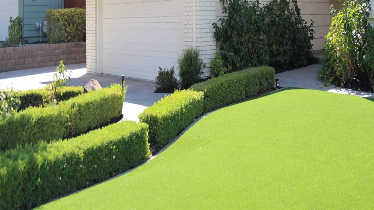Artificial Grass Installation In Round Rock, Texas