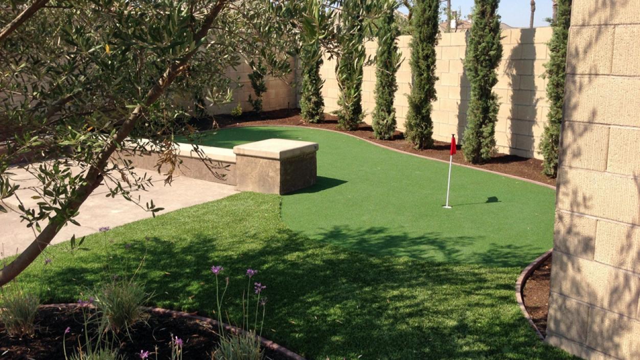 Artificial Grass Installation In San Dimas, California