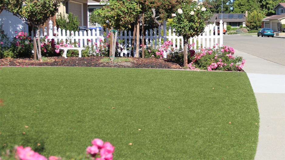 Artificial Grass Installation In Lake Forest, California