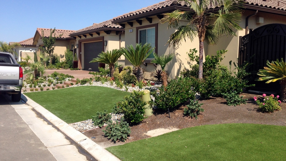 Artificial Grass Installation In Aliso Viejo, California