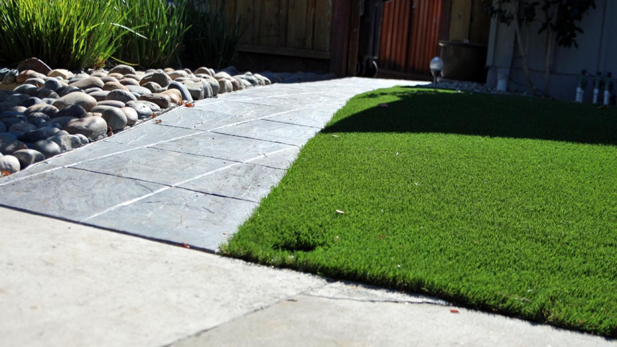 Artificial Grass Installation In Dana Point, California