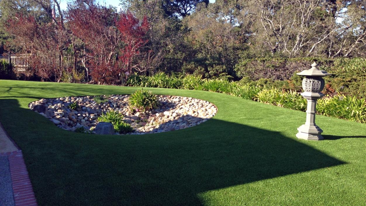 Artificial Grass Installation in Mill Valley, California