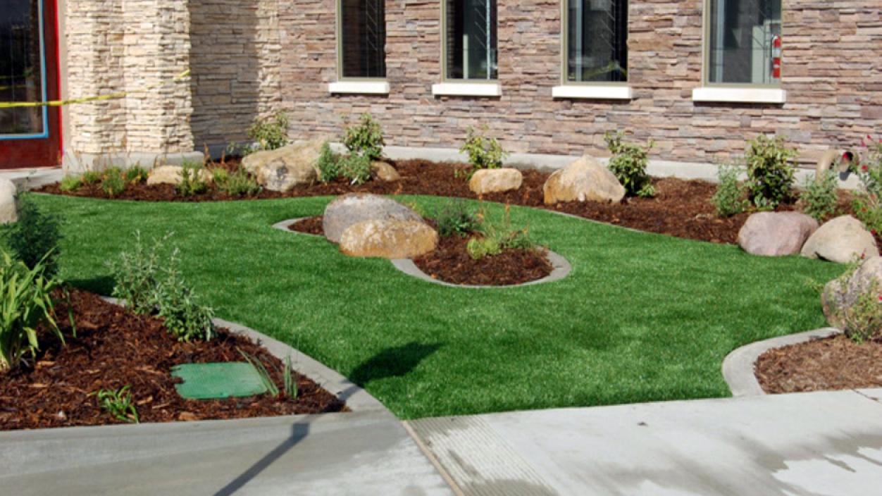Artificial Grass Installation in Anderson, California