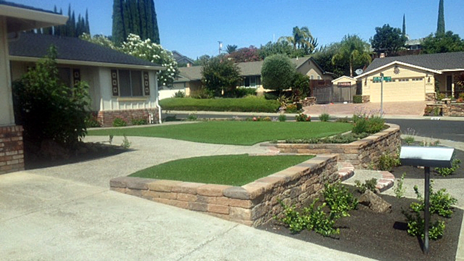 Artificial Grass Installation In Atwater California