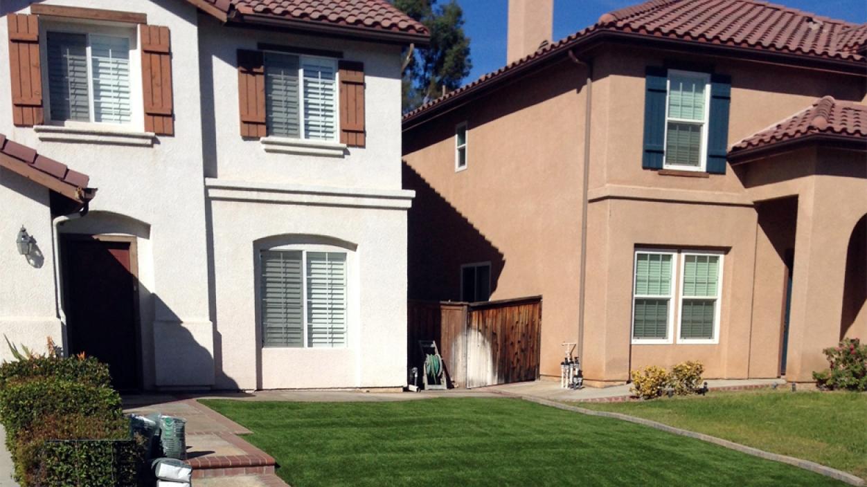 Artificial Grass Installation in Bonita, California