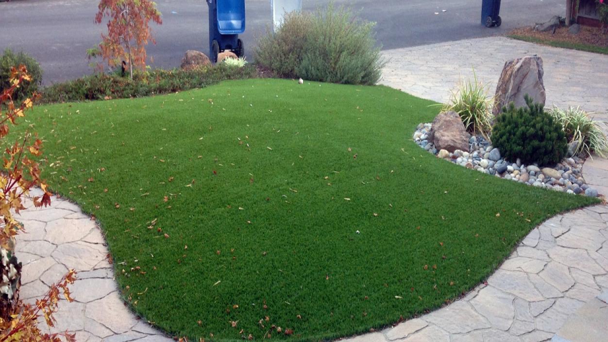 Artificial Grass Installation in Cloverdale, California