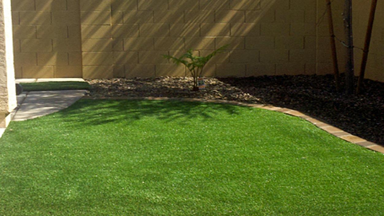 Artificial Grass Installation in Coolidge, Arizona