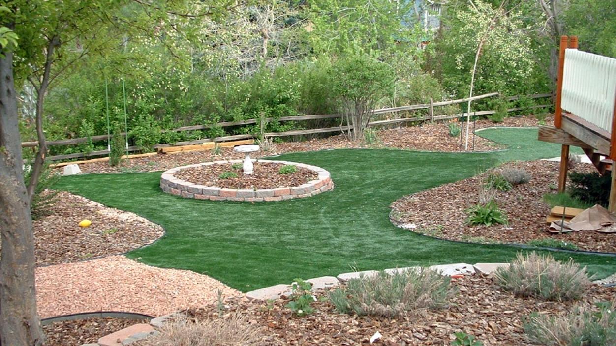 Artificial Grass Installation in DeSoto, Texas