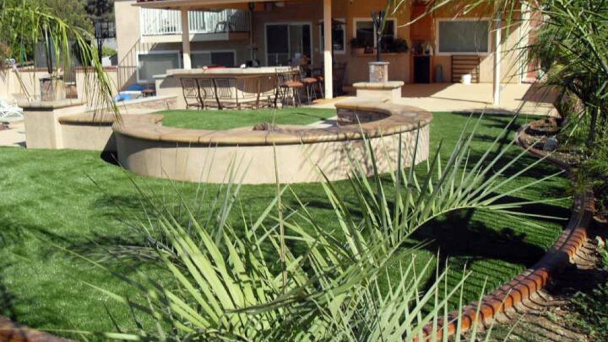 Artificial Grass Installation in Folsom, California