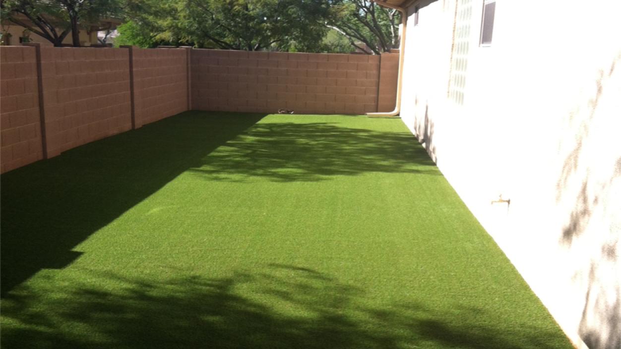 Artificial Grass Installation In Fountain Hills, Arizona
