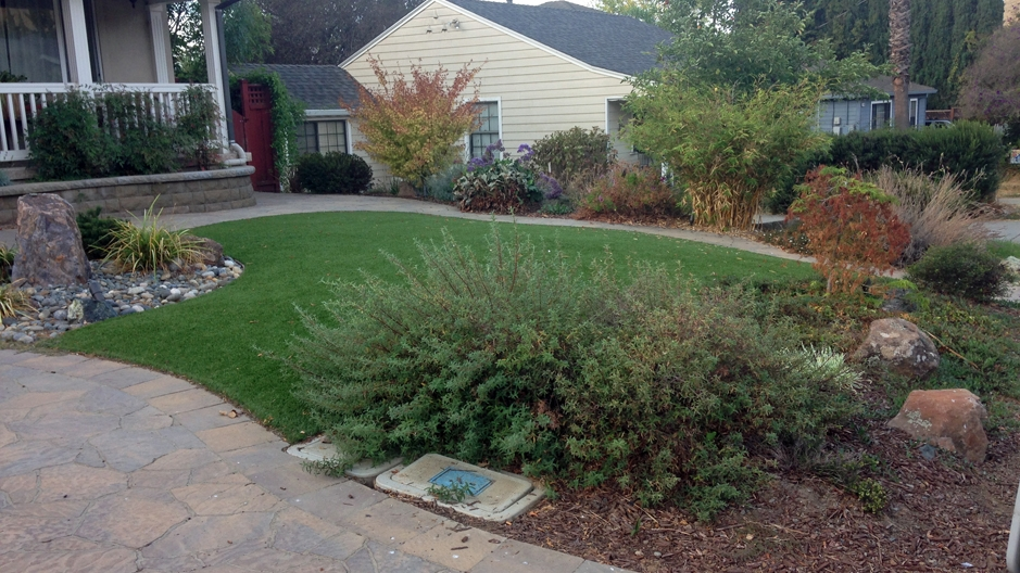 Artificial Grass Installation in Fountain Valley, California