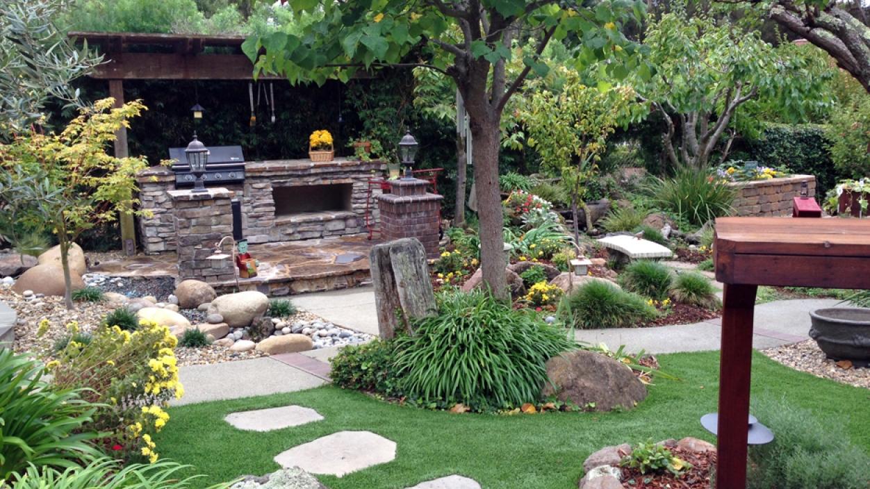 Artificial Grass Installation in La Habra, California
