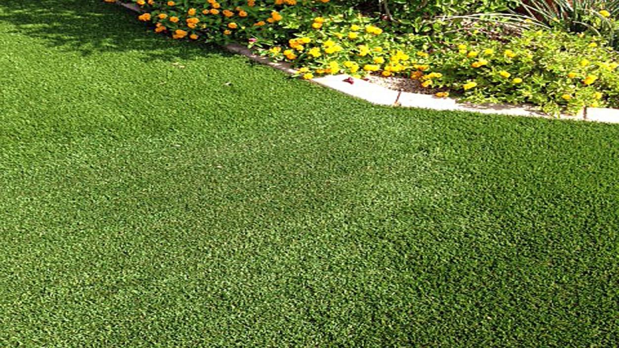 Artificial Grass Installation in Hanford, California