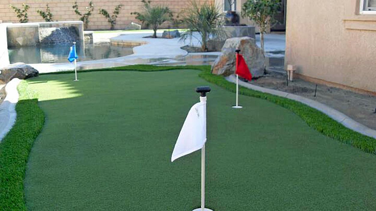 Artificial Grass Installation in San Jacinto, California