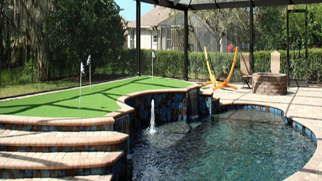 Artificial Grass Installation in Kissimmee, Florida