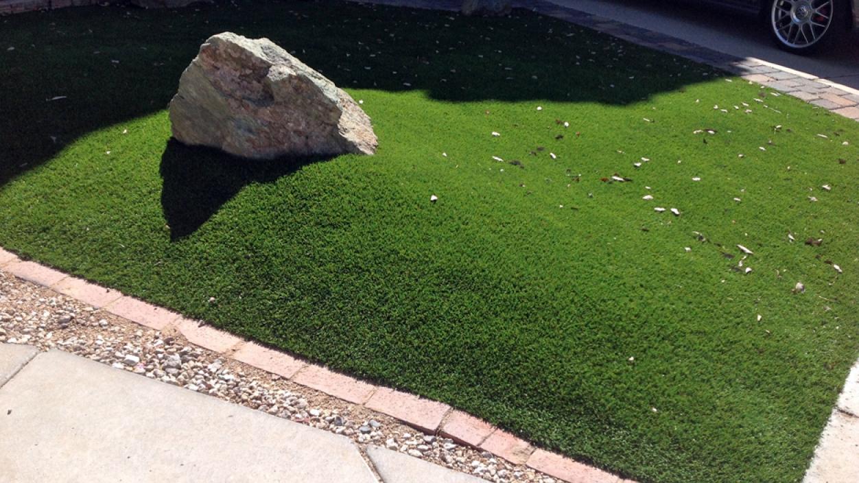 Artificial Grass Installation In San Luis, Arizona