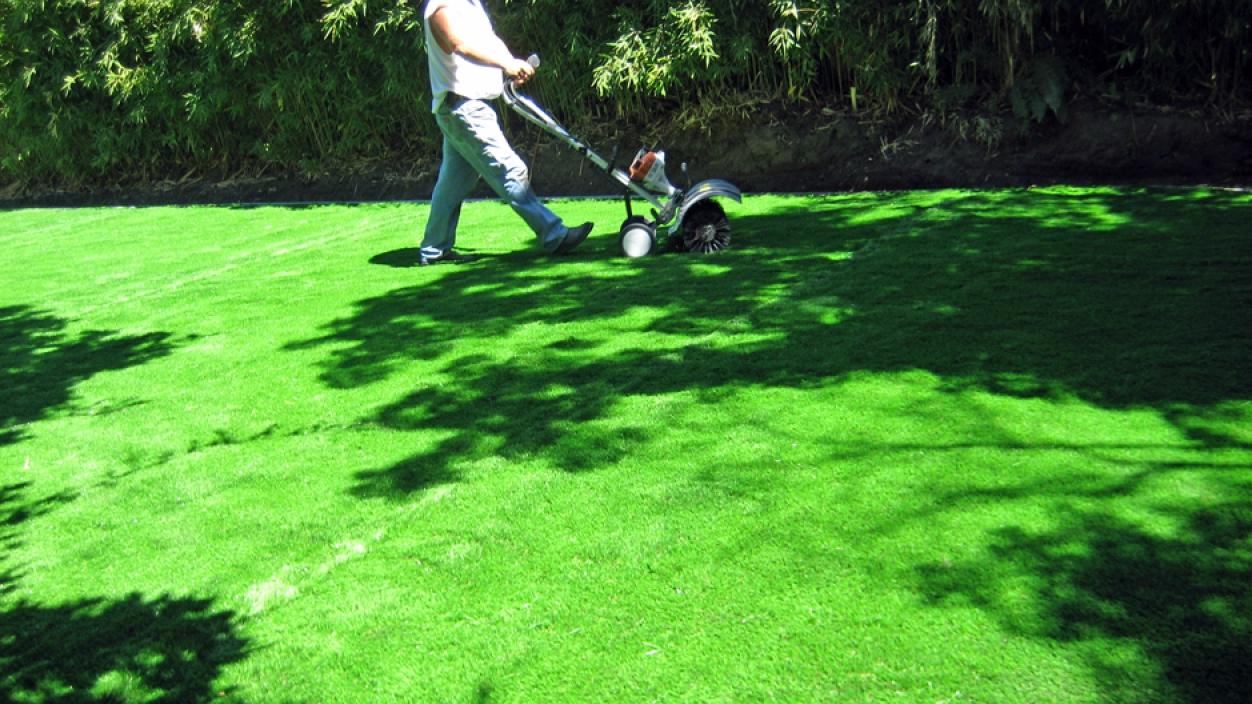 Artificial Grass Installation In Manteca, California