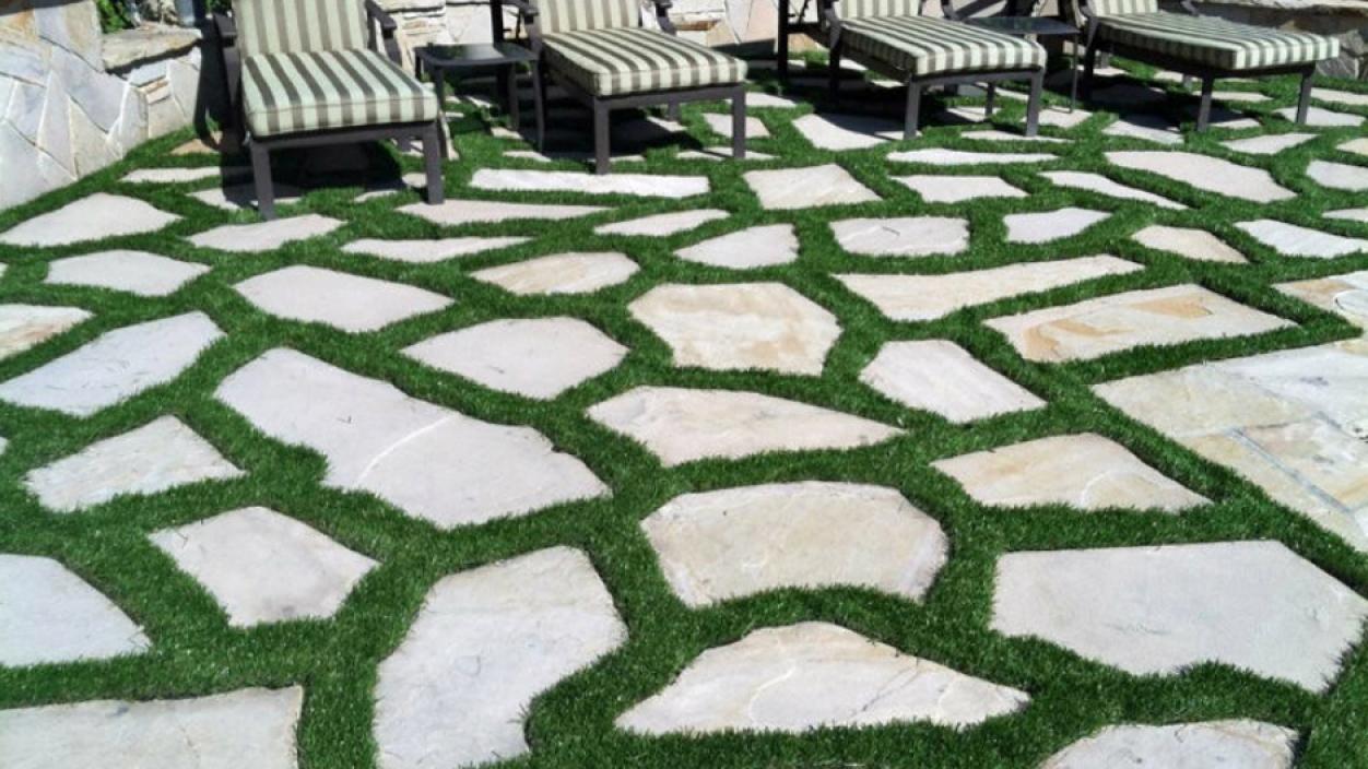Artificial Grass Installation in Del Mar, California