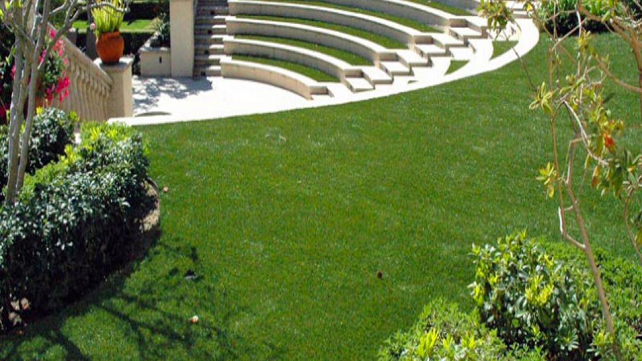 Artificial Grass Installation in Marina, California