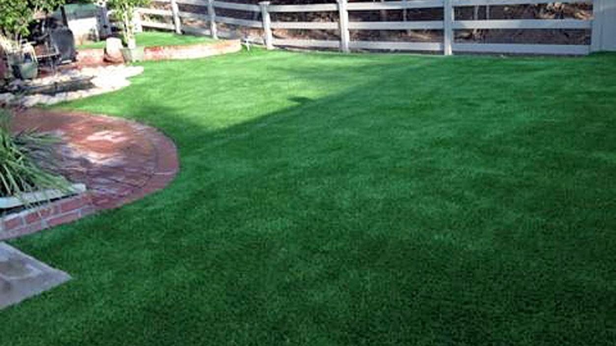 Artificial Grass Installation in Marina Del Rey, California