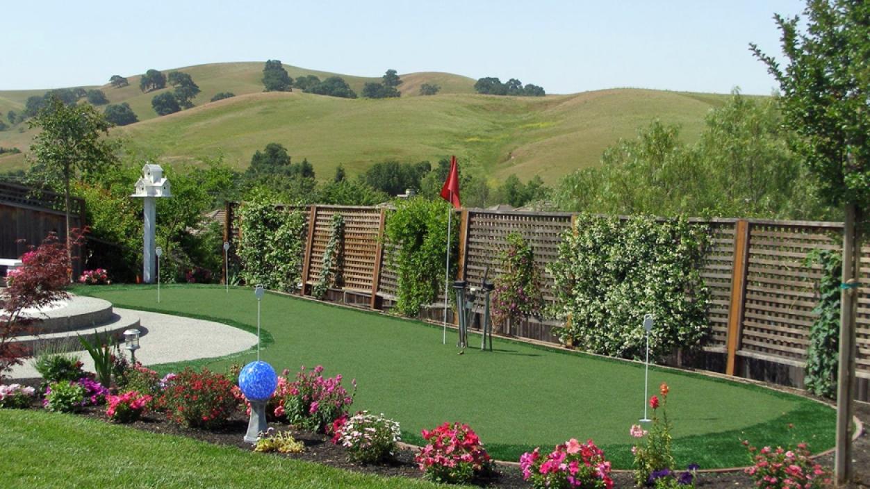 Artificial Grass Installation in La Mesa, California