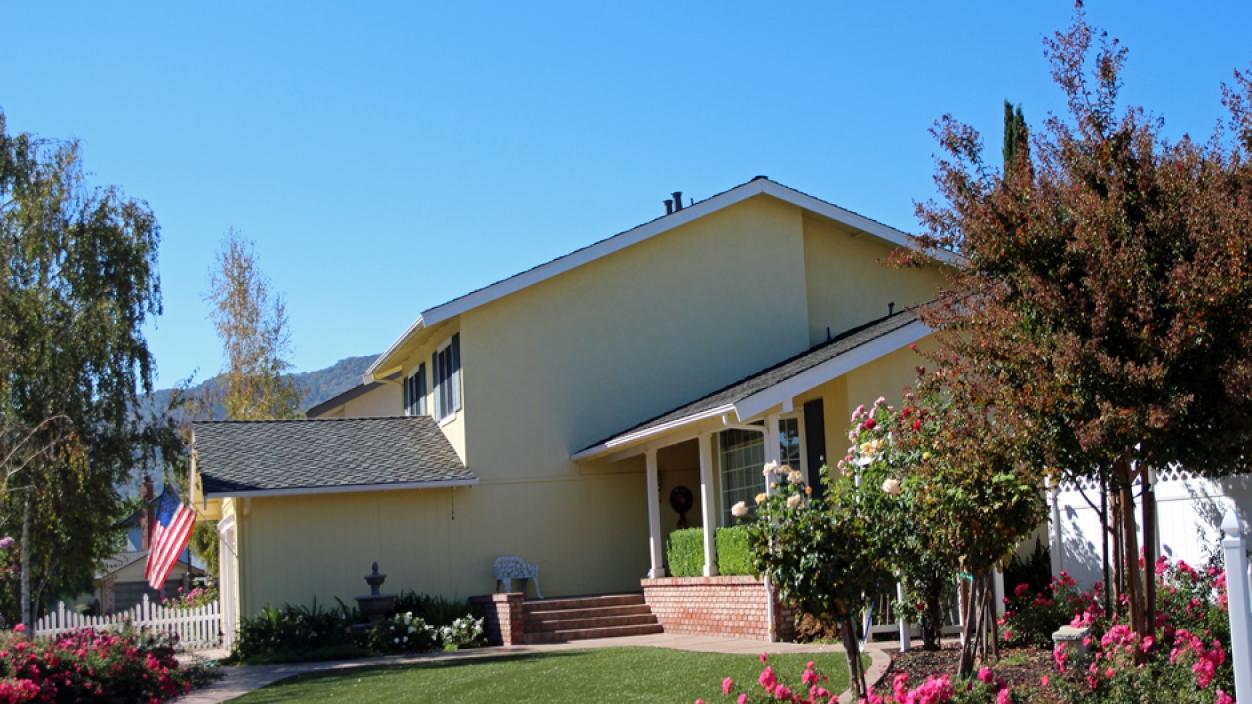 Artificial Grass Installation in Montecito, California
