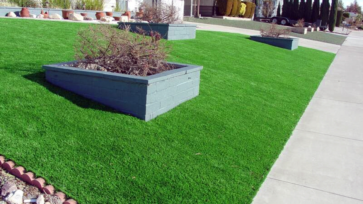 Artificial Grass Installation in Muscoy, California