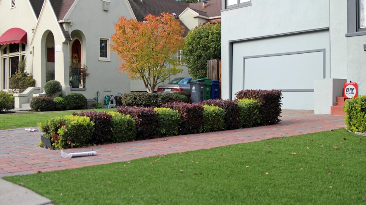 Artificial Grass Installation in Norc, California