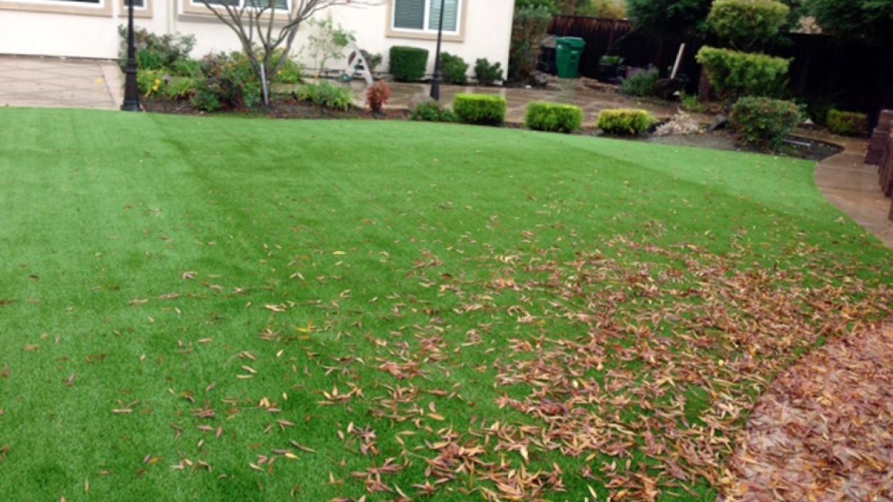 Artificial Grass Installation in Norfolk, Virginia