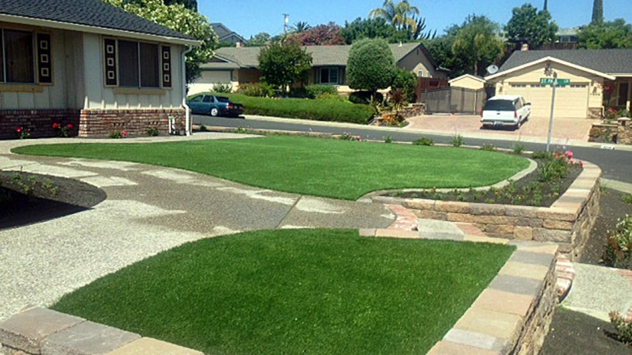 Artificial Grass Installation in San Pablo, California