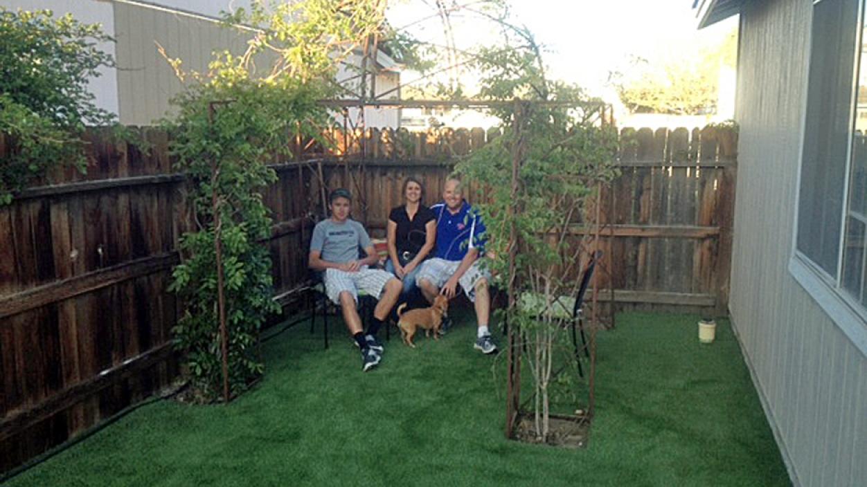 Artificial Grass Installation in Pacifica, California