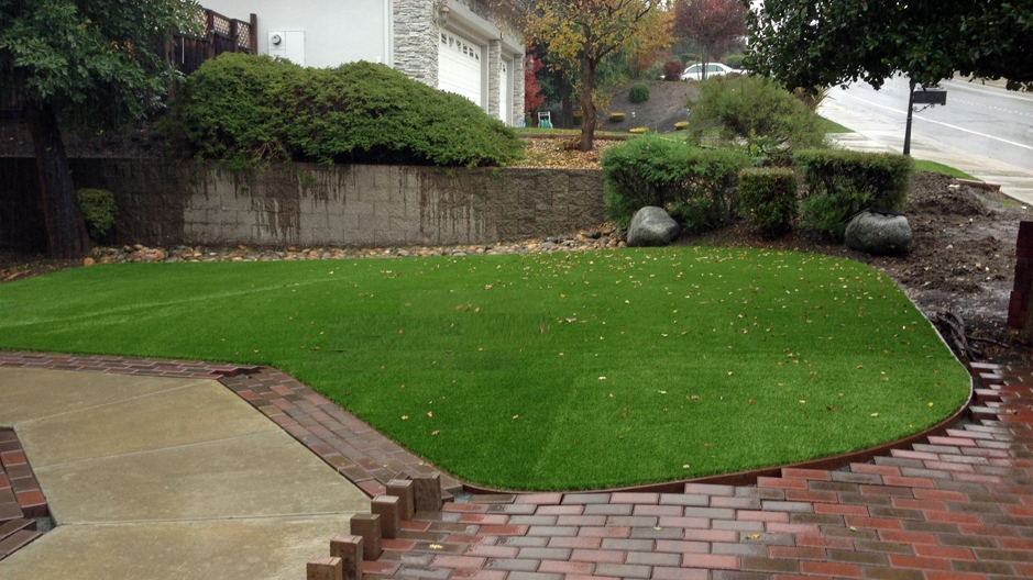 Artificial Grass Installation In Palm Bay, Florida