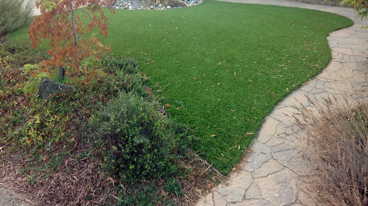Artificial Grass Installation in Paso Robles, California